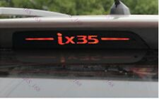 Amazing Carbon Fiber Break Light Stickers Adhesive Graphic For Hyundai IX35