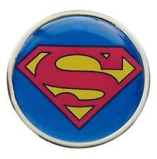 Superman Logo Crest Marcador de Pelotas de Golf