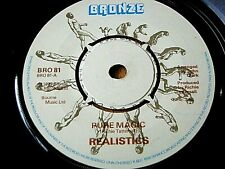 "REALISTICS - PURE MAGIC  7"" VINYL"