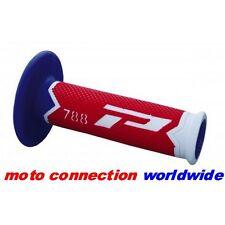Pro Grip 788 Ltd Edition Mx Tri compuesto Grips red/blue/white Motocross Enduro