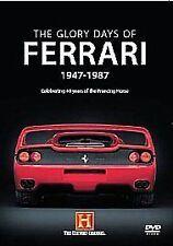 The Glory Days Of Ferrari [DVD], Very Good DVD, ,