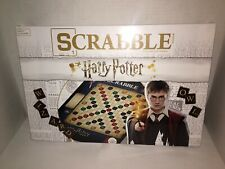 SCRABBLE Harry Potter Crossword Game NEW FREE SHIPPING
