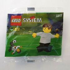 Lego Sports Soccer - 3317 German National Player NEW SEALED