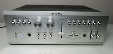 SONY TA-1150 INTEGRATED STEREO AMPLIFIER *SERVICED* EXCELLENT CONDITION
