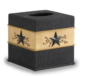Star Vine Tissue Box Cover by Park Designs