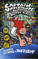 Captain Underpants and the Preposterous Plight of the Purple Potty People, Pilke