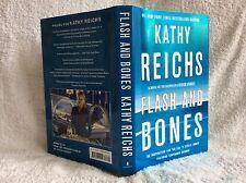Flash and Bones by Kathy Reichs (Hardback, 2011)