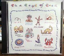THE EDGE OF ROCK 1990 RARE K-TEL ALTERNATIVE ROCK SAMPLER CD DINOSAUR JR., WIRE