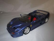 Bburago Ferrari F 50 Cabriolet (1995) Sondermodell Karstadt-Hertie 1:18 o. Vp.!!
