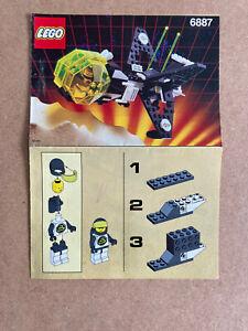 Lego 6887 Instructions Allied Avenger