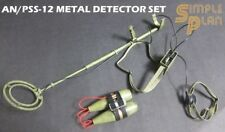 Simple Plan 1/6 scale Toy AN/PSS-12 Metal Detector Set SP-S12