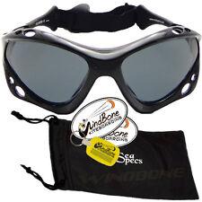 SeaSpecs Jet Specs Black Water Sport Polarized Sunglasses Active Watersport Ski