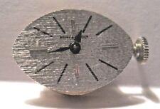 Antique Lds Baume and Mercier Watch Movement 14 mm, 17 jewels.