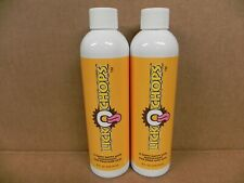 New listing 2 New 8oz Bottles of Dinovite LickOchops - A Fatty Acid Supp. For Cats/Dogs