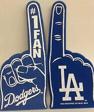 MLB Foam Finger, Los Angeles Dodgers, NEW