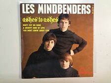 "MINDBENDERS: Ashes To Ashes +3-France 7"" 1966 Fontana (M)465.322 ME Orig. EP PCV"