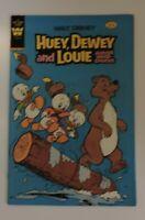 Huey Dewey and Louie Junior Wood Chucks Walt Disney Comics #68