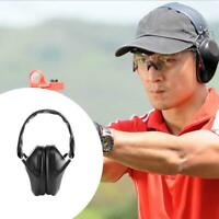 Anti-noise Earmuffs Hearing Ear Protection Soundproof Outdoor Shooting Ear Muff