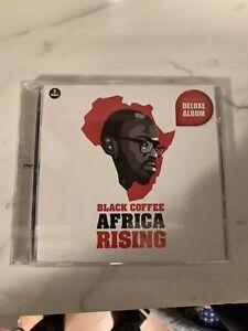 Black Coffee  Dj House Music Africa Rising  Album Cd