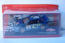 IXO ALTAYA SUBARU IMPREZA WRC #4 MONTE CARLO 1997 1:43