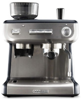 Calphalon Espresso Machine with Grinder and Wand Temp IQ BVCLECMPBM1 Open Box