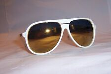 NEW MARC JACOBS SUNGLASSES MJ 514/S MJ514 SBR-SQ IVORY/GOLD MIRROR AUTHENTIC