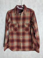 Chimala Japan Wool Flannel Shirt Size 2 Small