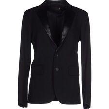R13 Black Blazer With Leather Collar Size M $185