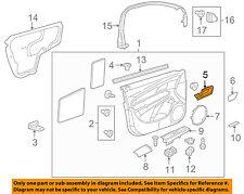 Chevrolet GM OEM 11-15 Cruze-Interior Door Handle Left 95175659