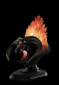 BALROG BUST WETA STATUE SIDESHOW BRAND NEW LORD OF THE RINGS