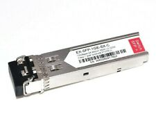 Juniper SFP EX-SFP-1GE-SX1000BASE SX 850nm Multimode New, Tested, UK Stock