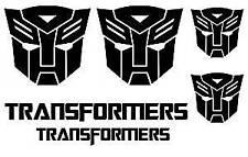 Transformers autobot x6 set, Decal, drift , jdm, vag, astra, funny, car, sticker