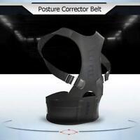 Magnétique Correcteur de Posture Epaule Dos Arrière Reglable Entretoise Ceinture