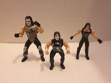 Wcw Sting Action Figure Bundle Rare Retro Vintage Wrestling Toys Wwe