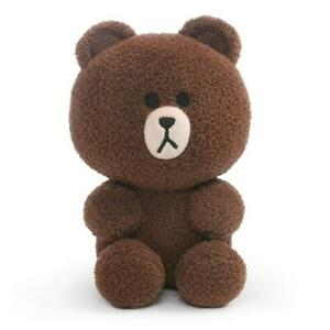 Line Friends Bear Brown 18cm Plush