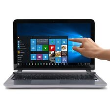 HP 15 - Ay122 Touch Intel core i7 7th gen 8gb 1tb 15.6 win 10 Silver Color