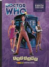 DOCTOR WHO ENDGAME PANINI LG SOFTCOVER GN #4 TPB EIGHTH DOCTOR PAUL McGANN NEW