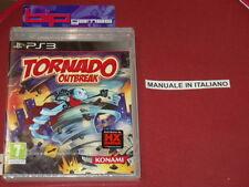 TORNADO OUTBREAK PS3 PLAYSTATION 3 PAL NUOVO SIGILLATO