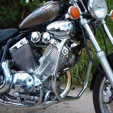 YAMAHA XV 535 VIRAGO 88-03 DE ALTO RENDIMIENTO HIGHWAY BARRA PROTECTOR MOTOR
