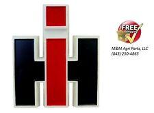 IH FARMALL FRONT GRILL EMBLEM CUB, LO-BOY 140 240 340 460 560 660 1086 CUB CADET