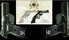 1955-2005 Fifty Years Of Ruger Blackhawks Rare Brochure Revolvers & 2-SR9 Bonus!
