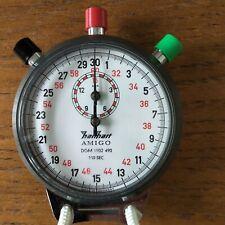 CHRONOMETRE HANHART AMIGO - DGM 1902 490 - BOITE D ORIGINE - 1960/70