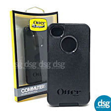 OTTERBOX COMMUTER CASE FOR IPHONE 4 4S BLACK 77-18548 drop dust protection