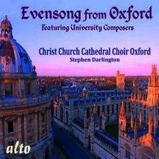 [BRAND NEW] CD: EVENSONG FROM OXFORD: CHRIST CHURCH CATHEDRAL CHOIR