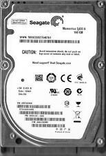 SEAGATE MOMENTUS 5400.6 ST9160314AS 160GB SATA HARD DRIVE P/N: 9HH13C-500 SU 6VC