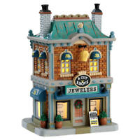 Lemax Village Building A Cut Above Jewelers House Christmas Gift # 75236 NEW NOS