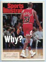 SI: Sports Illustrated October 18, 1993 Michael Jordan, Basketball Chicago Bulls