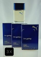 3 X Puma I ` m Going / Men / Man 60 ml After Shave Lotion Originalverpackt