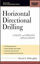 Horizontal Directional Drilling (HDD): Utility and Pipeline Applications (Civil