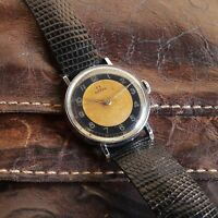 RARE VINTAGE 1939 OMEGA MEDICUS SWISS WRIST WATCH MILITARY 15 WW2 WWII FOR MEN